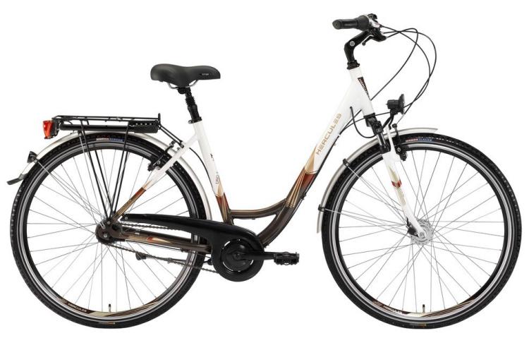 wir nehmen ihr altes fahrrad in zahlung hercules uno 7 26 zoll 7 gang rh 43 ebay. Black Bedroom Furniture Sets. Home Design Ideas